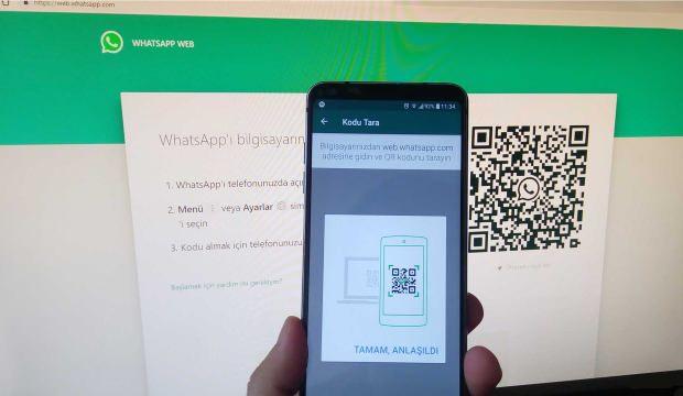 whatsapp web görüntülü konuşma özelliği