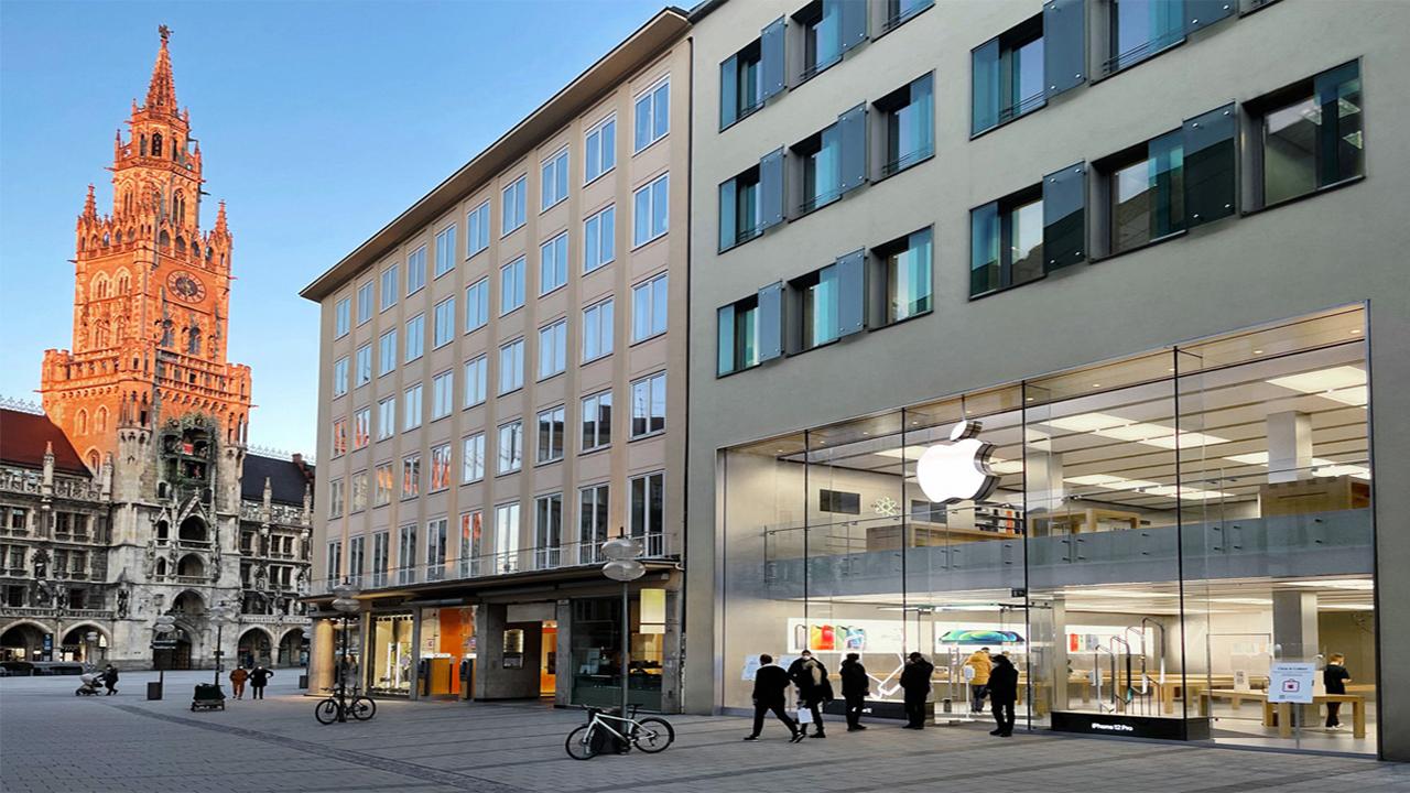 Apple'ın almanya'ya kuracağı tesis