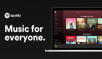 Spotify Masaustu Tasarimi Degisti Yepyeni Spotify